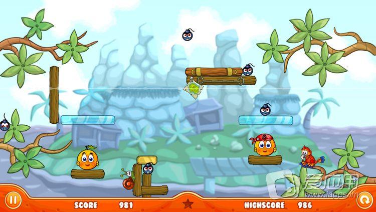 「即将上架」FDG物理解谜续作-拯救橘子2:Cover Orange 2