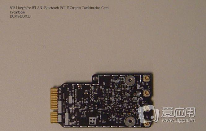 「业界资讯」网传 5G WIFI 网卡谍照,或用于新一代 Mac