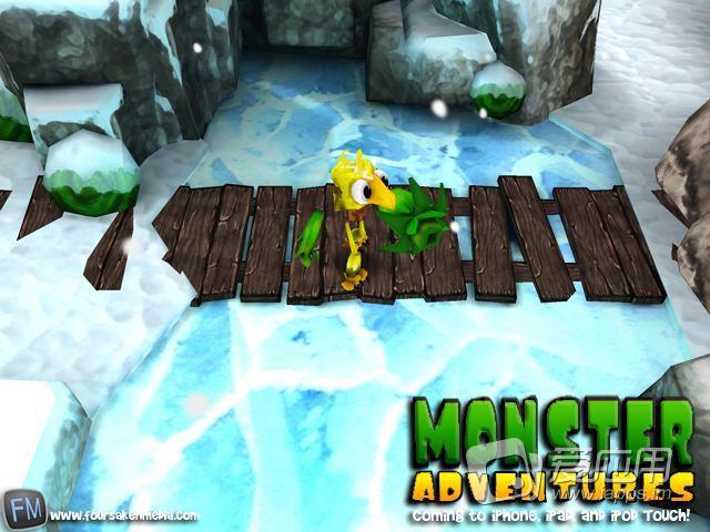 「制作中」冒险RPG-怪物大冒险:Monster Adventures
