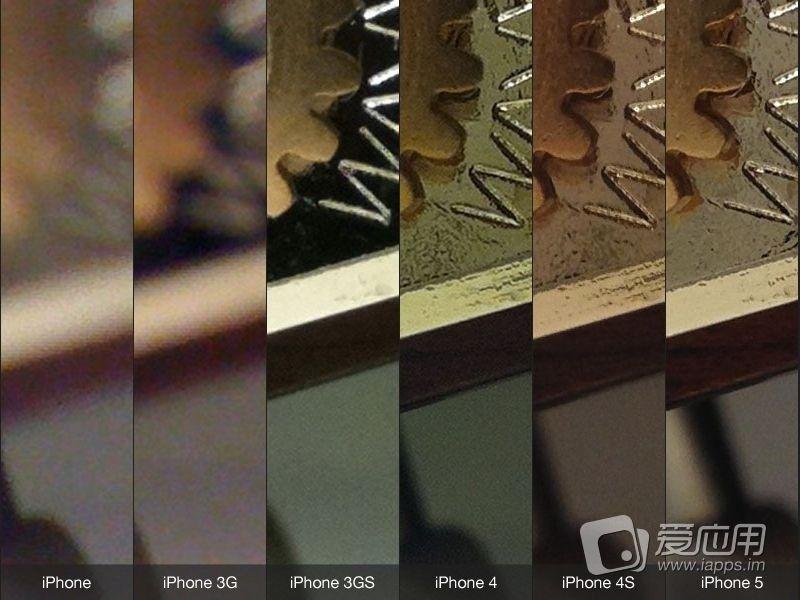 「对比图」多图看 iPhone 摄像头质量提升