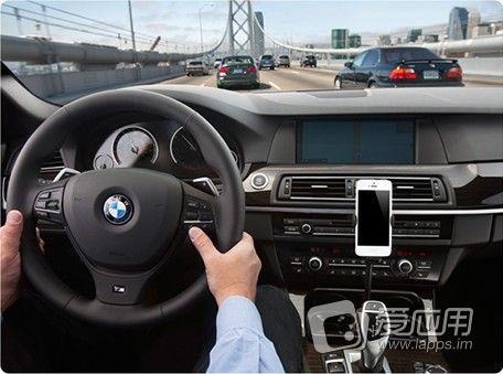 「宝马配好鞍」宝马:2014年所有车型将整合 Siri Eyes Free
