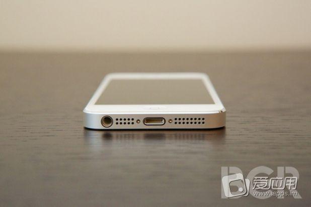 「业界资讯」iPhone 5S 最新谍照流出 分析师称产品推出延后