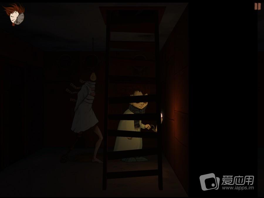 游戏讲述了一个非常会修电灯泡的男人,怕黑还独自住在深山老林里的