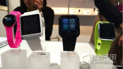 来看看这款山寨Apple Watch