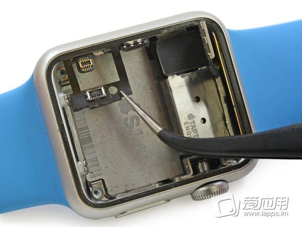 【一探究竟】iFixit 详尽拆解 Apple Watch