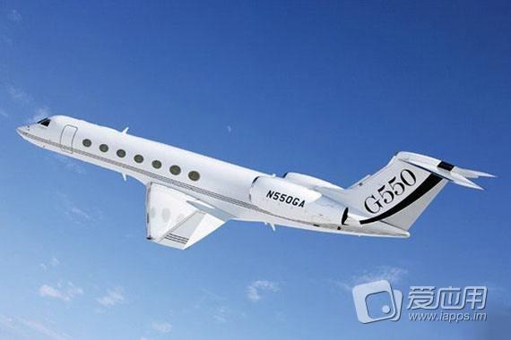 马云私人飞机是同款