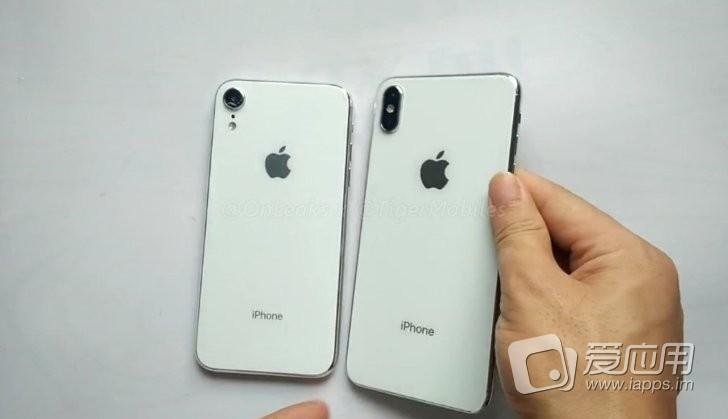 白色版苹果iphone x plus/廉价版iphone视频上手:白色更显精致